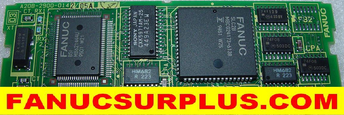 GE Fanuc A20B-2900-0160//03A Daughter board *NEW*